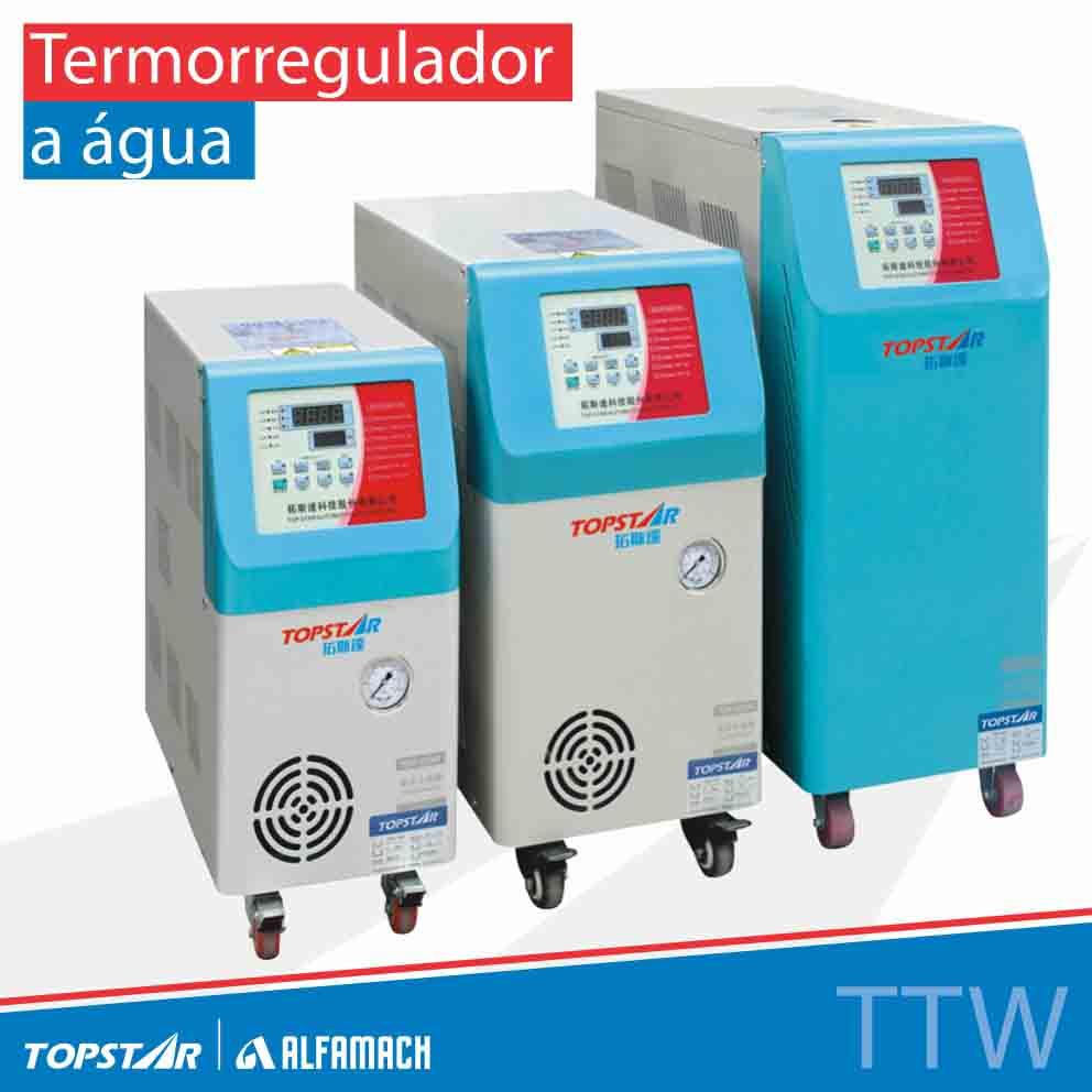 Termoregulador a água - Série TTW